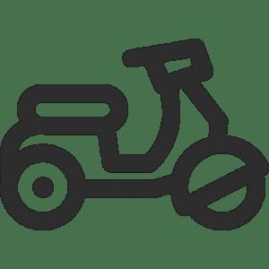 Brommer / scooter rijbewijs examens