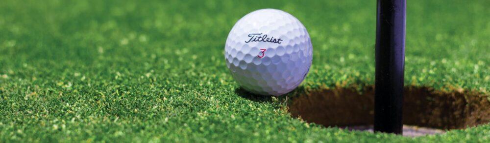 Beginnen met golfen header